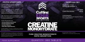 0075CuttingEdge-Creatine Monohydrate 360Tabs